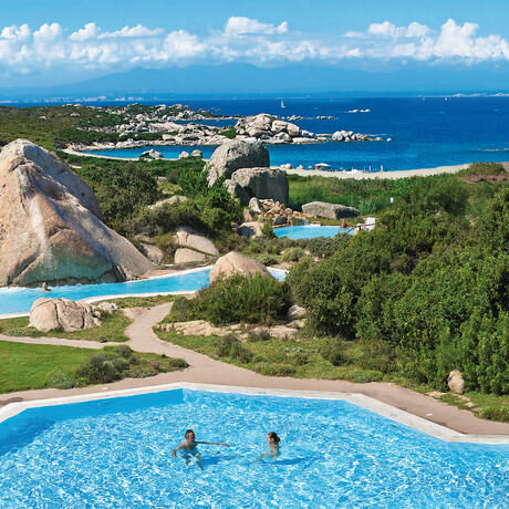 Resort Valle dell Erica - Sardaigne
